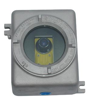 L4 NEMA4X Explosion Proof Camera Enclosure - Cooper Vision Technologies